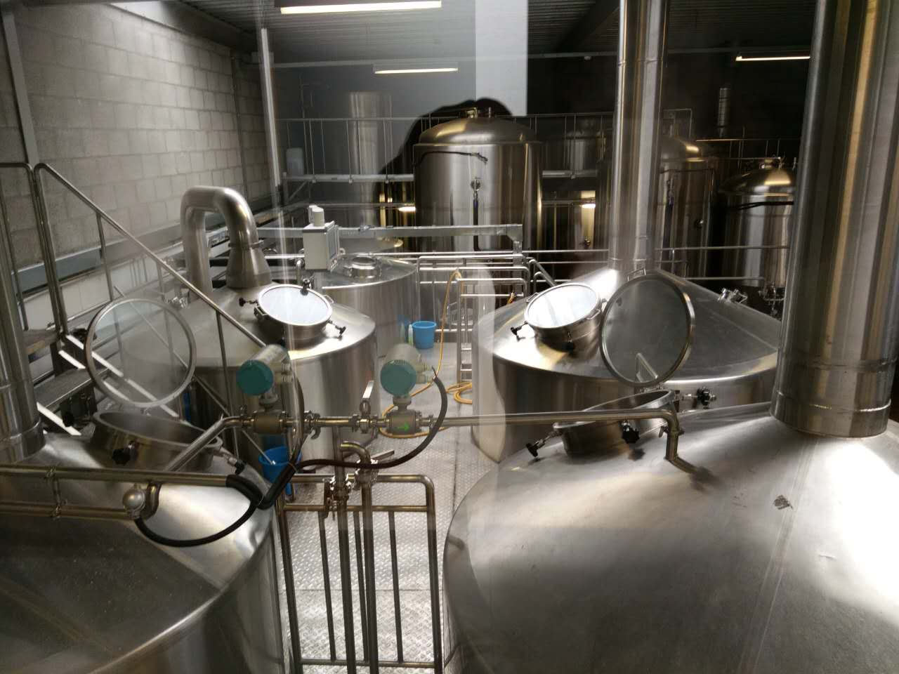 3000L Micro Brewery, 30Hl Beer Equipment, 3000L Brewing System