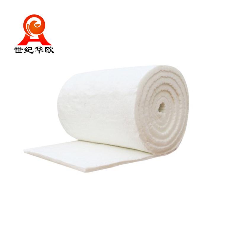 White Ceramic Fiber Board Aluminium Silicate Blanket