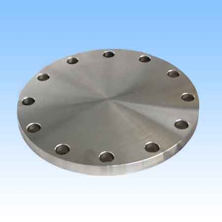 Forged Carbon Steel A105 Stainless Steel RF/FF Blind Flange ANSI B16.5