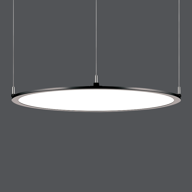 High Quality Light Space Artisan Round Panel Light