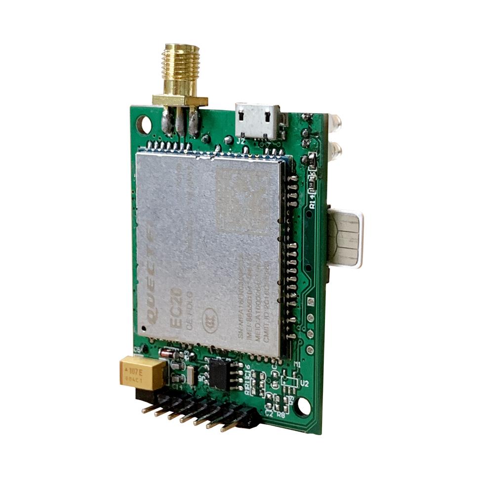 Sensor to cloud PCBa support AI DI DO RELAY Temperaturehumidity monitor and control