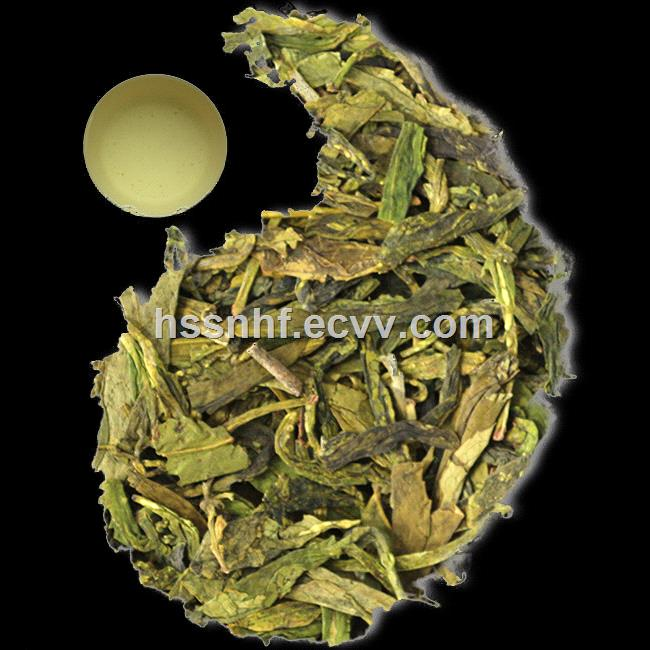 Chinese Xi Hu Long Jing Organic Green Tea with Fair Trade