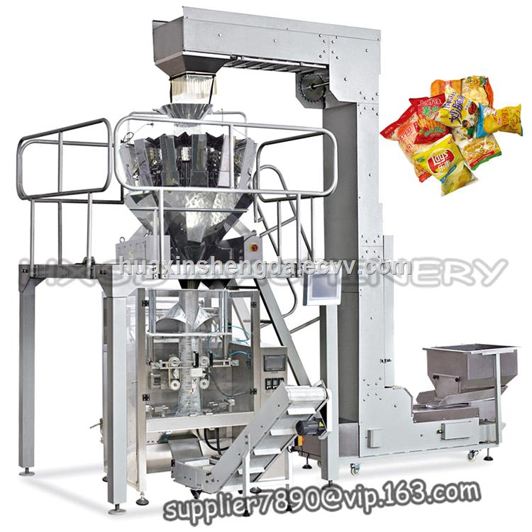 Ten Heads Full-Automatic Packaging Machine