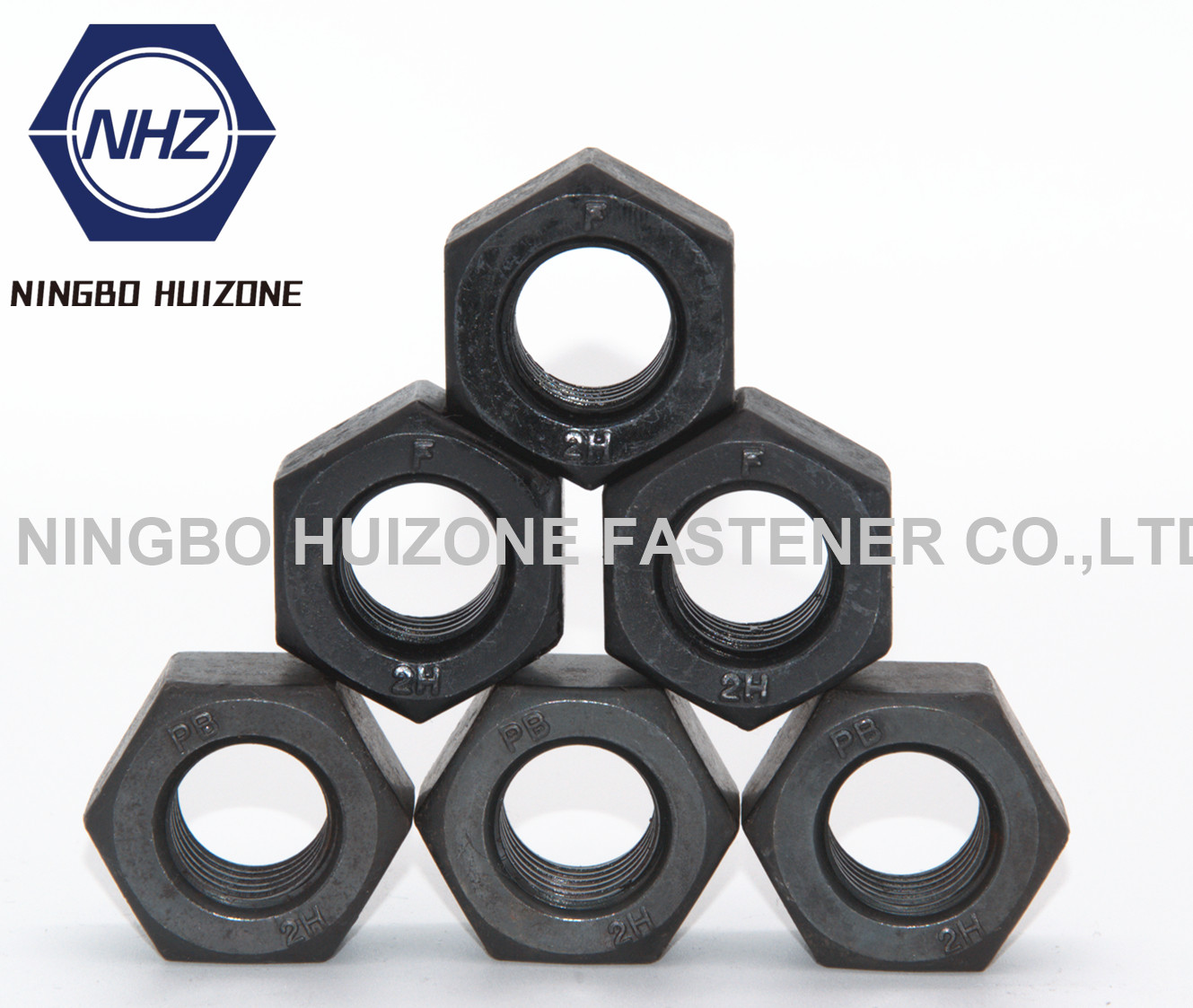 Heavy Hex Nuts ASTM A194/194M Grade 2H/2HM/4/7/7M/8/8M