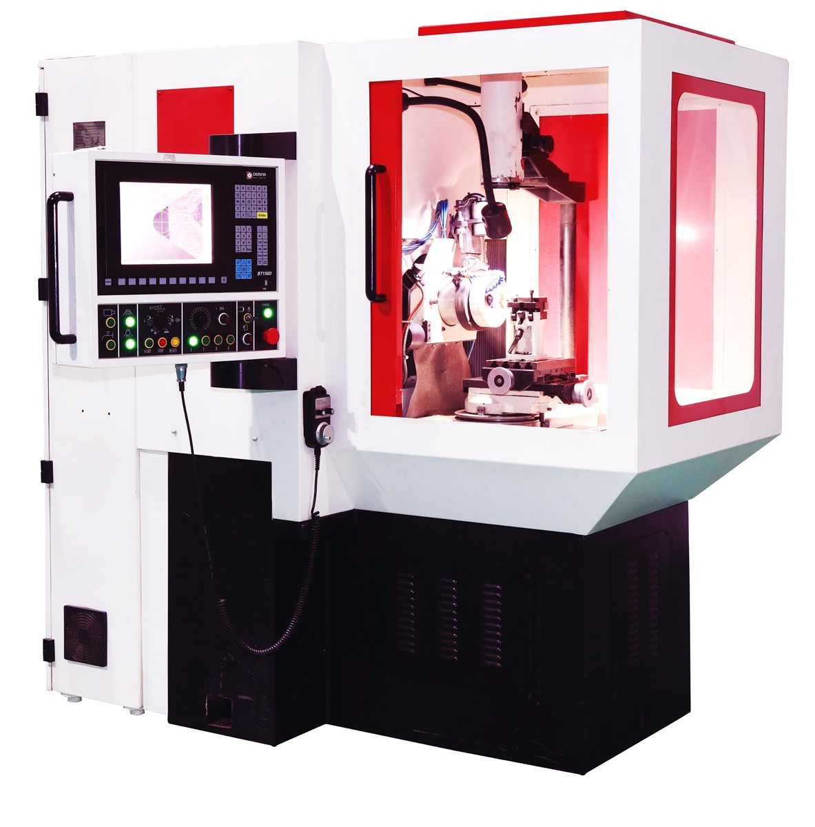 CNC PCD Inserts Tool Grinding Machine