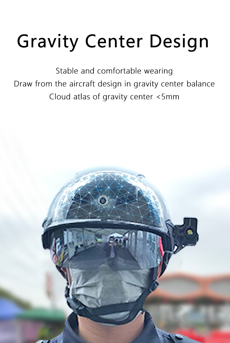 KuangChi N901 Thermal Imaging Helmet AI water proof