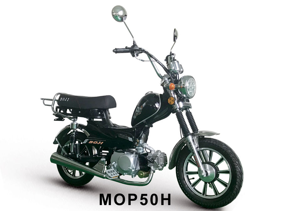 Supply MOPED MOP50H with 35cc, 50cc & 70cc Engines