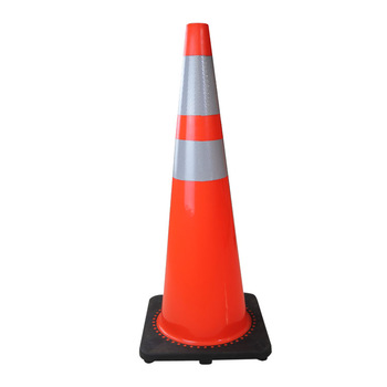 20B China Hot Sale PVC Road Safety High Quality Traffic Cone Sign