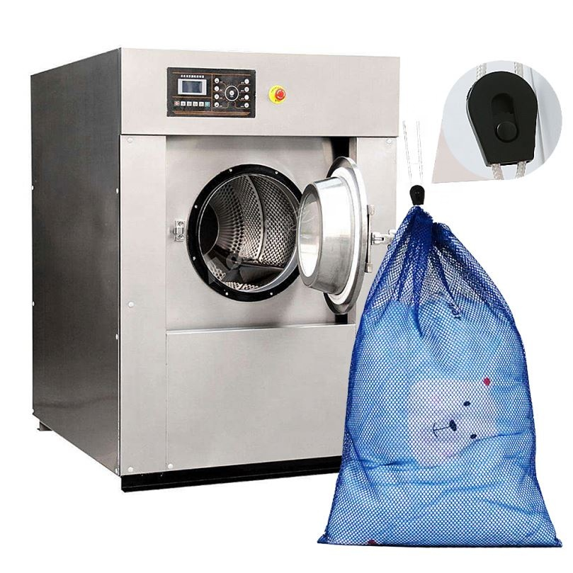 Special Thickened Laundry Net Bag for Industrial Washing Machine