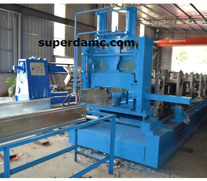 Cable Channel Roll Forming Machine