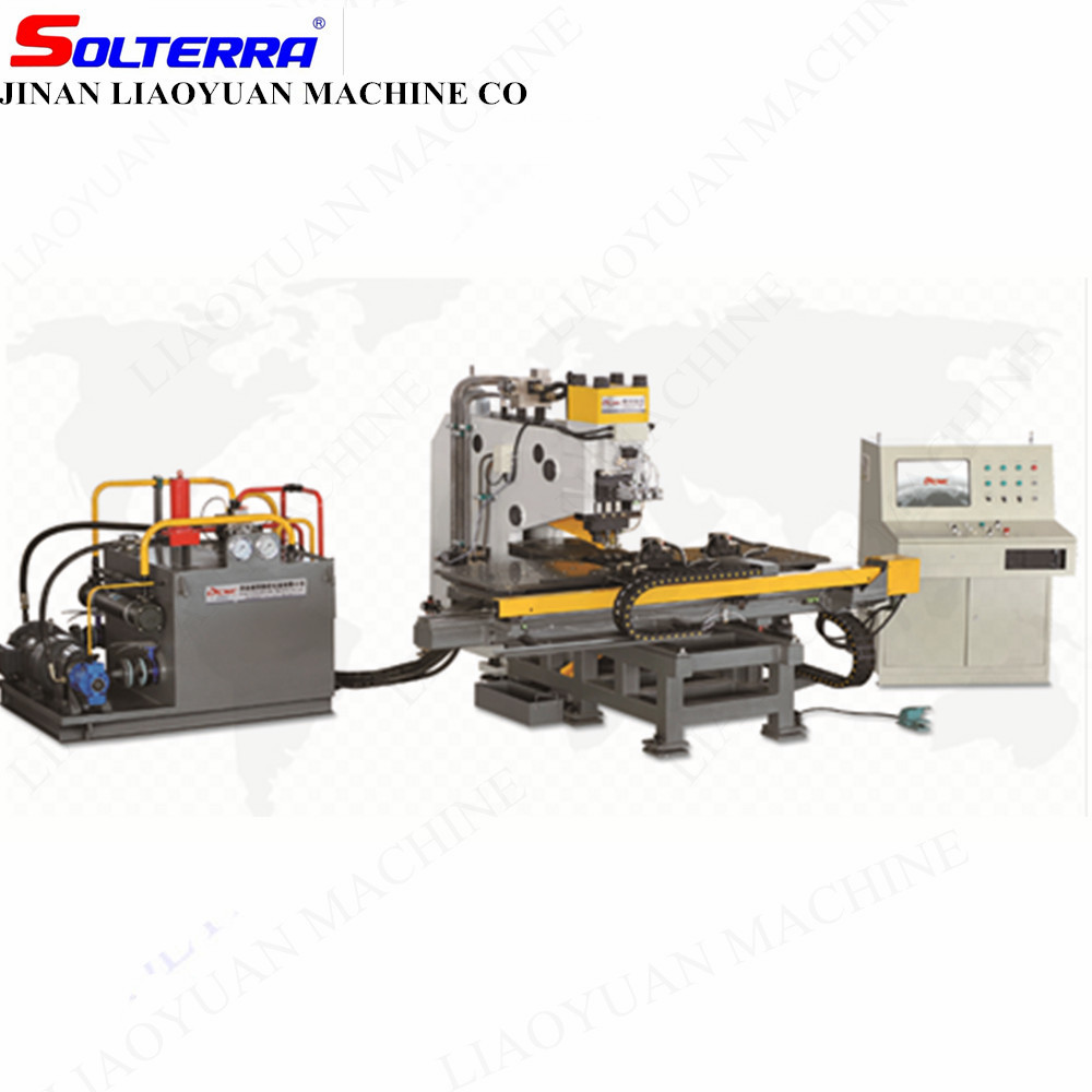 CNC Steel Plate Punching Machine Price