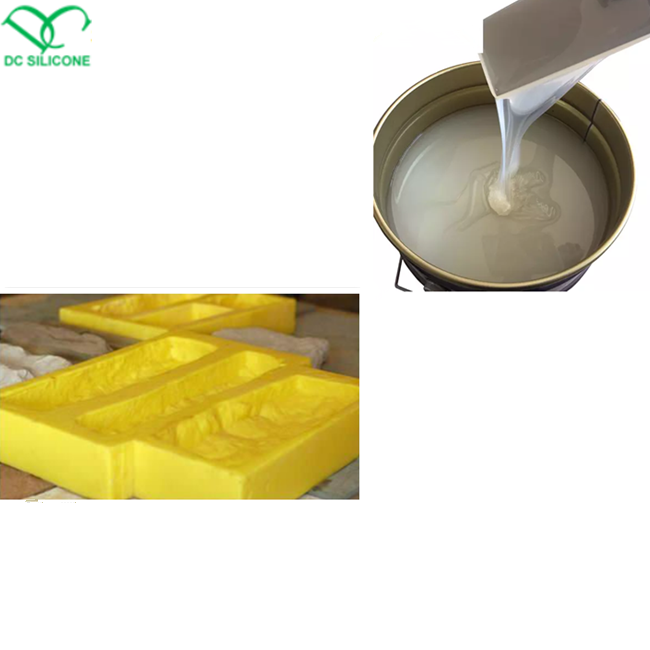Liquid Silicone Rubber to Make Mold