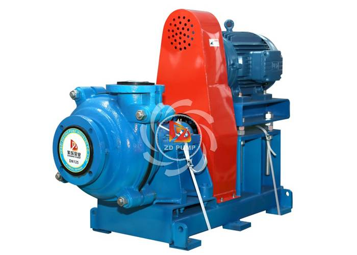 Heavy Duty Industry Mining&Mineral Centrifugal Slurry Pump