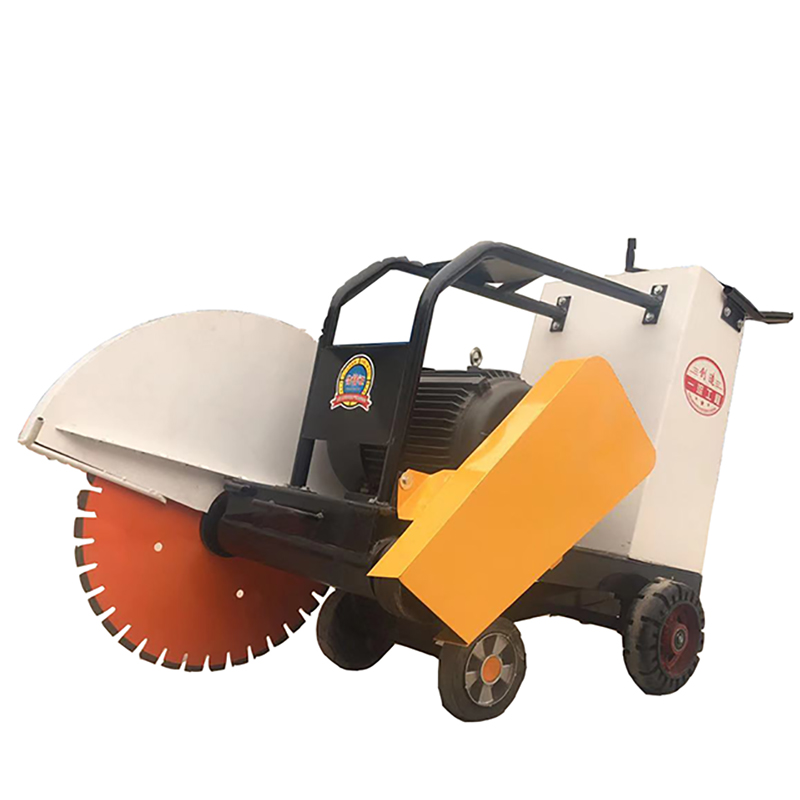 New Design Concrete Power Trowel with Float Pan Hand-Held Troweling Machine