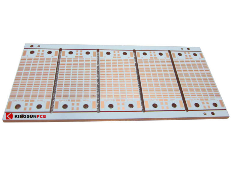 Copper Core PCB with 3 OZ Copper Thickness