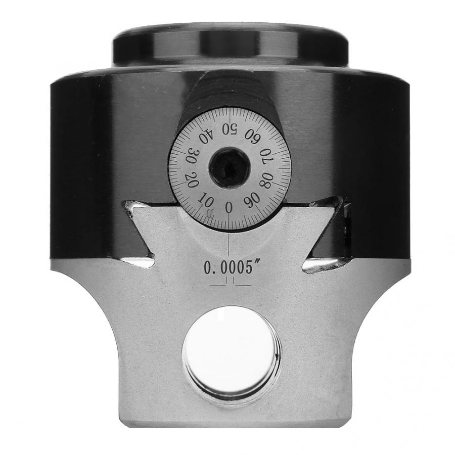 34 F1 Type 75mm boring head Lathe Boring Bar Milling Holder for Shank Milling Machine Tools