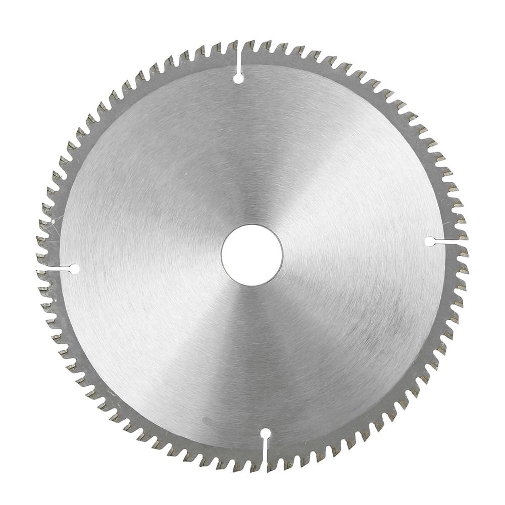 210 30mm TCT Carbide Tipped Circular Saw Blade 80T HSS Cutting Disc Tooth