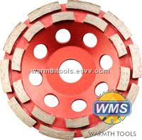 Diamond Grinting Wheel with Double Type