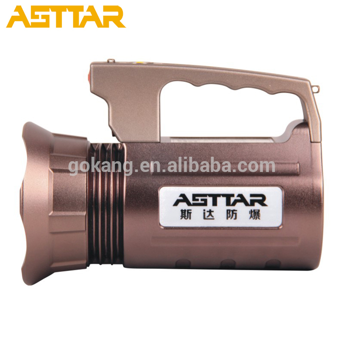 Outdoor Explosion-Proof Rechargeable Searchlight