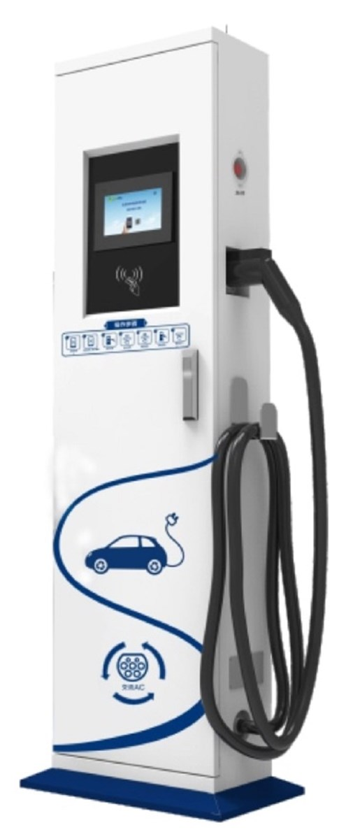 2020 High Quality Fast Electric Car Charger 22KW AC Electrical Vehicle Charging Station