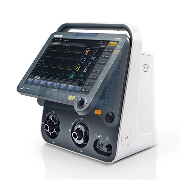 Mindray SV300 Portable Breathing Apparatus Auto CPAP Ventilator against Covid19 Portable Lung Turbine Ventilator