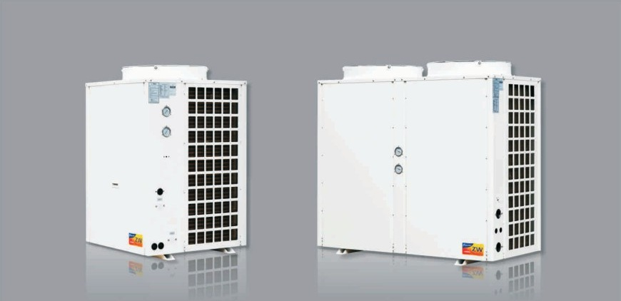 Air Source Commercial Heat Pump-Instant Heating Series for Commercial Hot Water