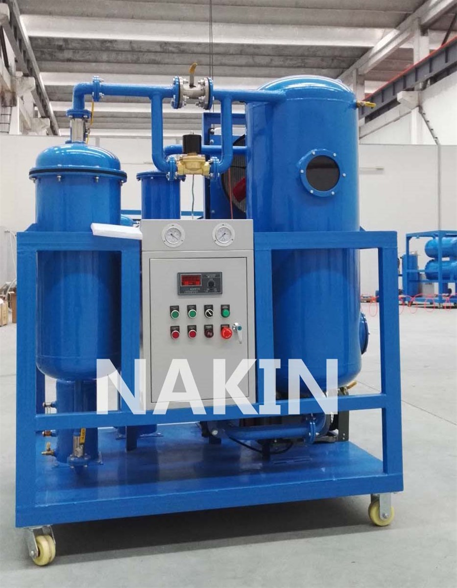 TY Vacuum Turbine Oil Purifer Equipment