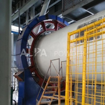 Powder Ultrafine Grinding Industrial Vibratory Ball Mill Classifier
