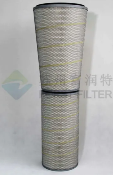 Forst Cellulose Air Filter Cartridge For Dust Collector