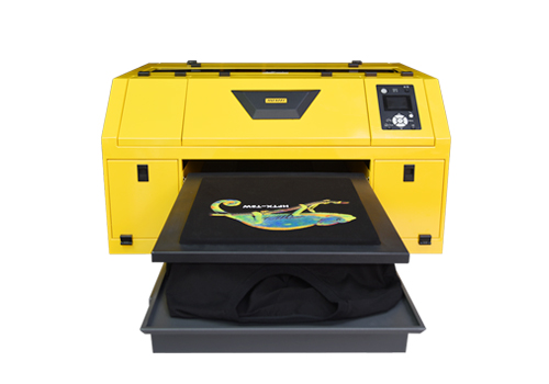 HUAFEI Flatbed InkJet Printer T Shirt Printing Machine