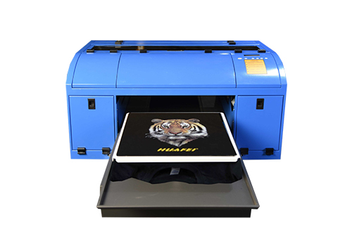Huafei A2 Digital Inkjet t-Shirt Printer with RIP Software