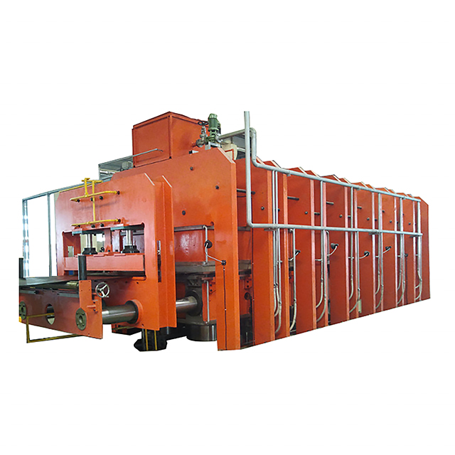 Rubber Vulcanizing Machine, Plate Vulcanizing Press