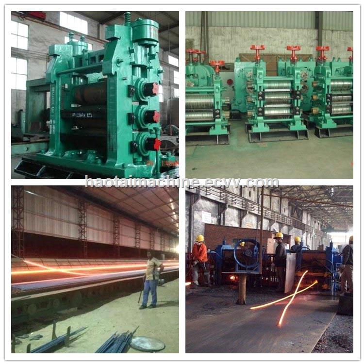 Rolling Mill for TMT Rebar Production Line