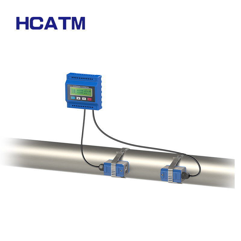 3channel 4-20mA Current Input Ultrasonic Flow Meter