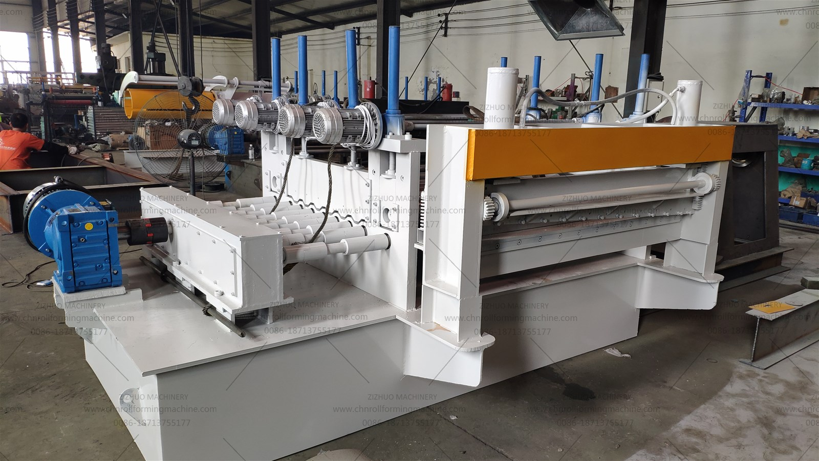 1500x3.0mm Metal Hydraulic Flatting & Cutting Machine