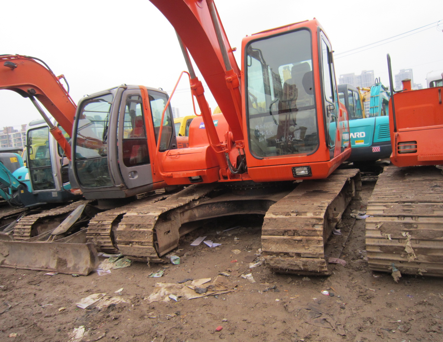 High Quality DH150LC Machine Cheap Prices DOOSAN Excavator for Sale