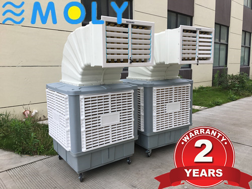 Moly Evaporative Air Cooler Summer Clima Cool HVAC Cooling Fan