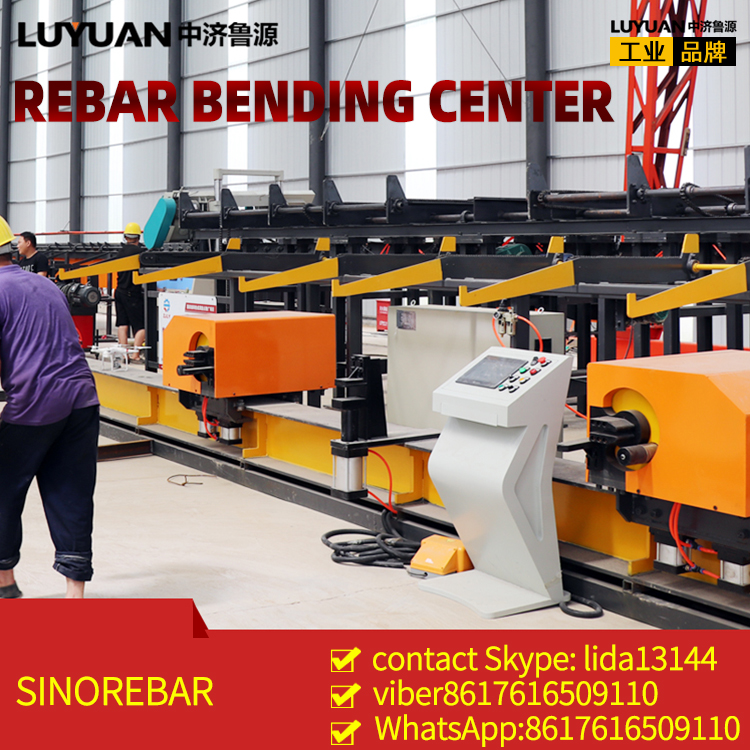 CNC Rebar Bending Machine for Sale China Made