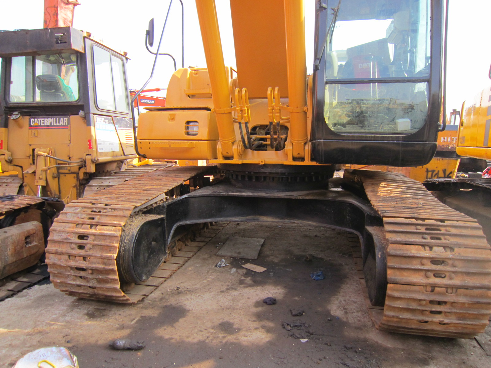 Best Sell Original Used Cat 330C Excavator Used 330d, High Quality Used Excavator Caterpillar CAT 320D Excavator for Sa