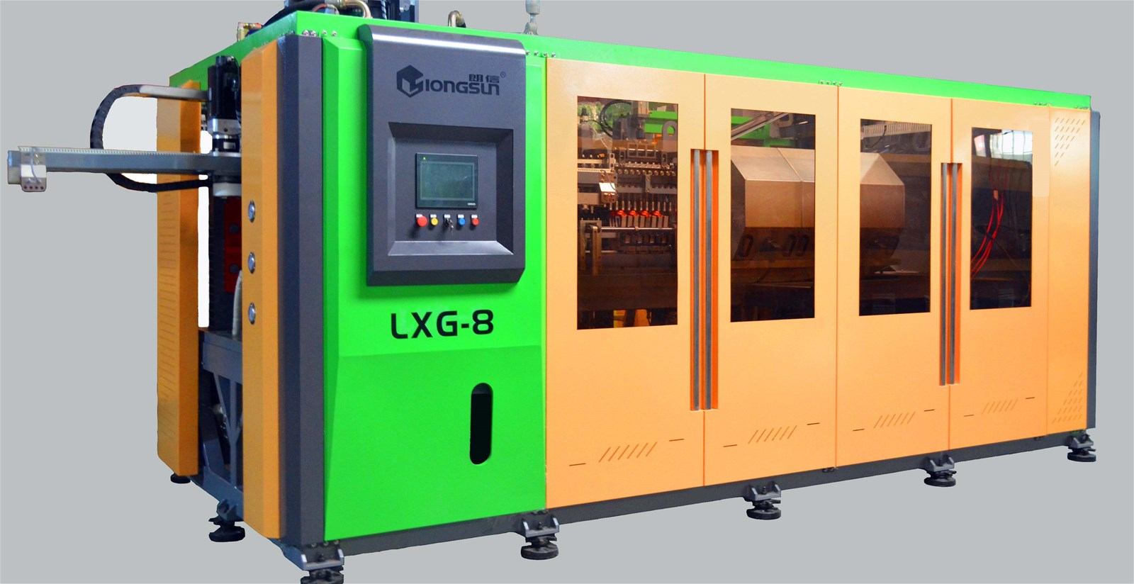 LXG-8/2 Auto High Speed Blowing Machine