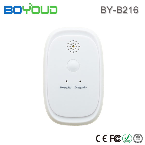 3 in 1 Outdoor Indoor Portable Battery Utrasonic Mosquito Repeller
