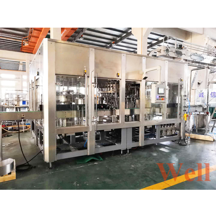 Complete Fruit Juice Production Line/Juice Filling Machine Factory Price