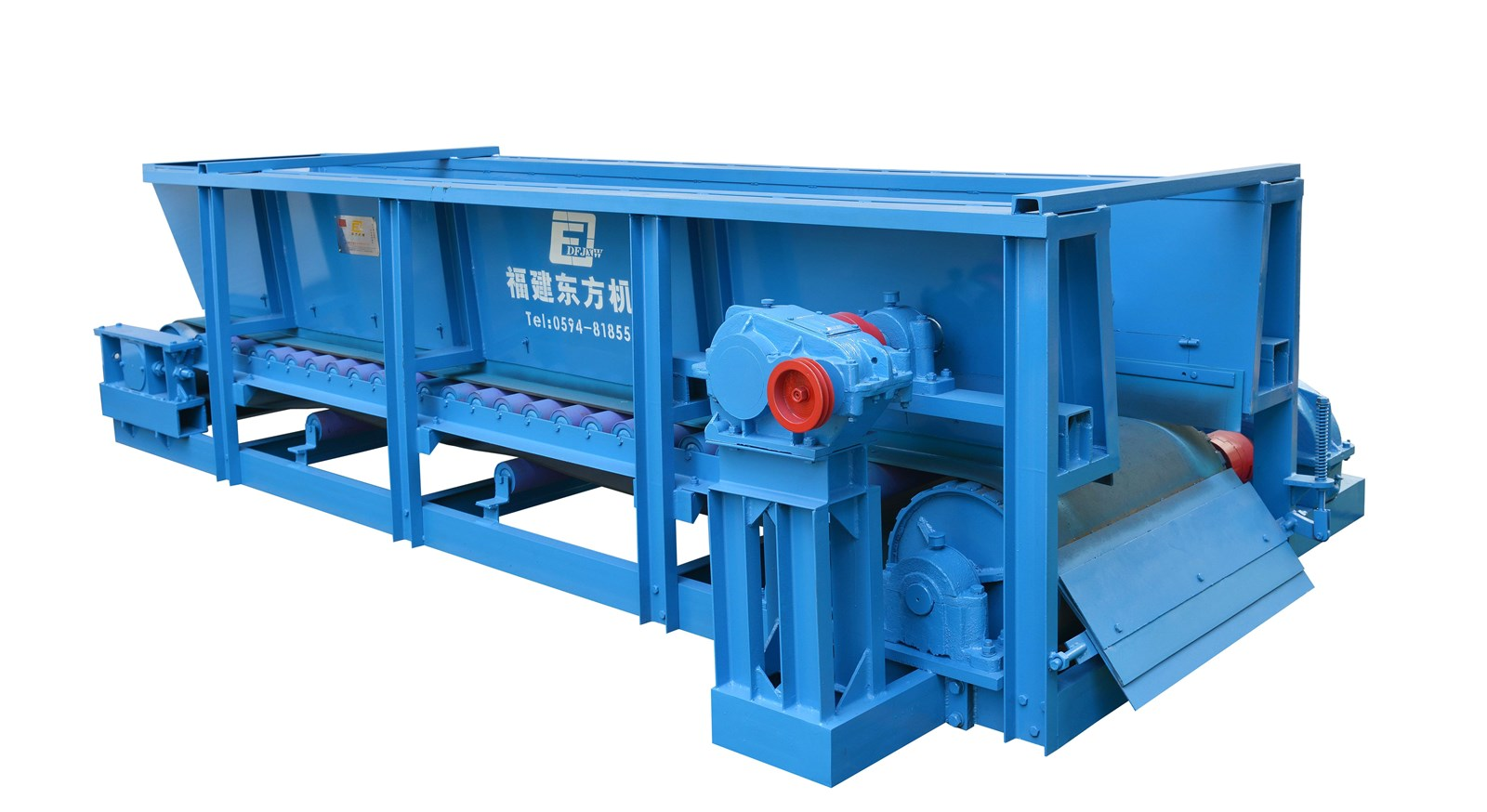 Xgd Box Feeder China's Brick Machine Feeding Machine