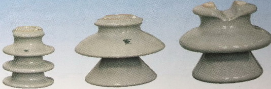 Porcelain Pin Insulator for High Voltage with Brand Hualian Torch