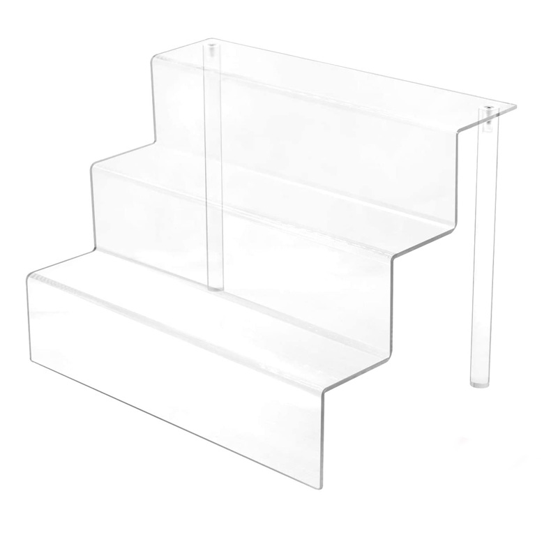 Factory Price Custom Clear Acrylic Display Riser