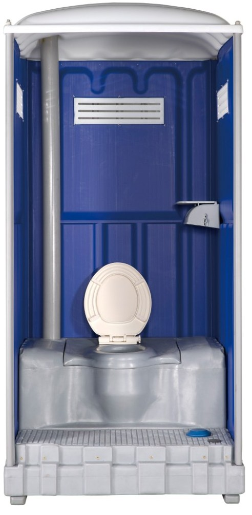 Foot Pump Flush Transportable Toilets for Camp Park, Portable Toilets (Single Ply-Seat Type) SSE-260 Module