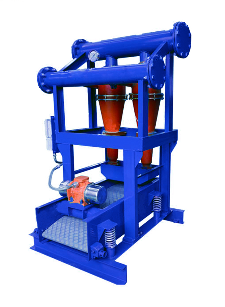 BZ Hydrocyclone Desander of Separation Drilling Fluid