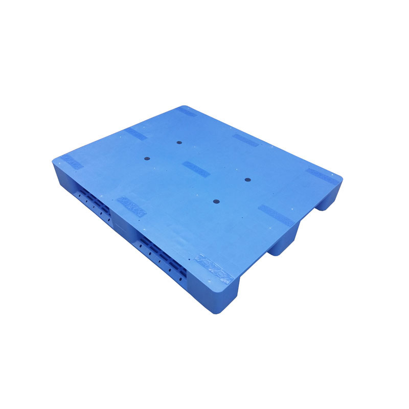 1200*1000 Heavy Duty Single Sides Cheap HDPE Plastic Pallets for Sale