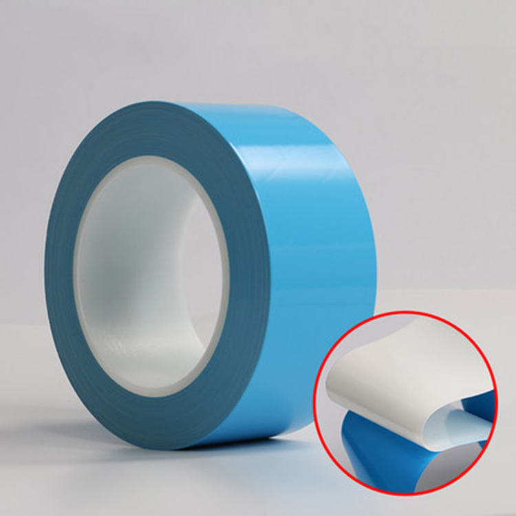 Thermal Conductive Film Thermal Conductive Tapes Siliconedhesive Transfer Tape for Dissipation