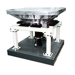 Packaging Equipment Test System Hydraulic Shaker Table Simulation Vibration Testing Machine